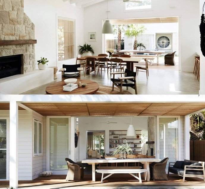 "<P> NSW<P> <P> <a href=""http://contemporaryhotels.com.au/accommodation/palm-beach/the-pavilion-house/#location"">The Pavilion House, Palm Beach</a>."
