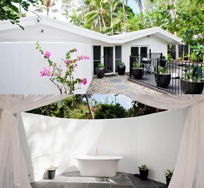 "<P> QLD<p> <p> <a href=""http://contemporaryhotels.com.au/accommodation/tropical-queensland/thirty-one-degrees/"">Thirty-One Degrees, Oak Beach, Port Douglas</a>."