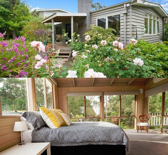 "<p> VIC<p> <p> <a href=""https://www.stayz.com.au/accommodation/vic/bays-peninsulas/red-hill/131919"">South Patsy's Gate, Red Hill</a>."