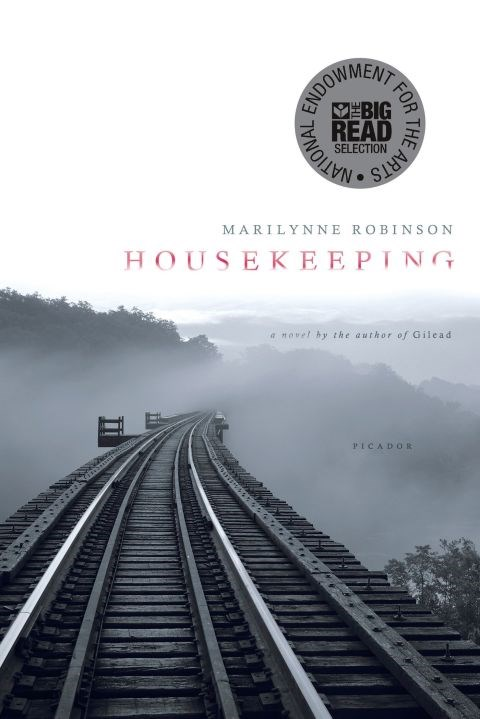 "Twenty-five years before Marilynne Robinson won a Pulitzer Prize for Gilead (and acquired a superfan named Barack Obama), she wrote this short, strange novel about two orphaned sisters being raised by a ""drifter"" aunt in a forgotten town called Fingerbone. A hypnotic meditation on the transience of life and love, it rings in your ears. We're all drifters."