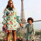 Beyoncé And Blue Ivy's Matching Mother-Daughter Style Is A Gift To Mankind image