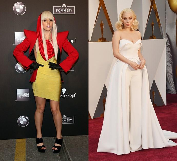 Lady Gaga.