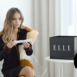 Inka Williams ELLE Mystery Box Challenge