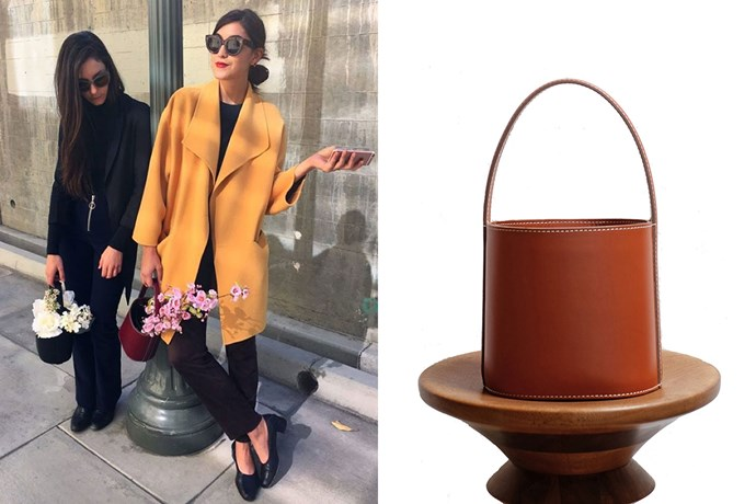"""<strong>Staud</strong><br> The brand has quietly amassed a cult following for its 'Bissett' bag, but their ready-to-wear offering is just as playfully wearable.<br> <a href=""""https://staud.clothing/home"""">staud.clothing</a><br> <em><a href=""""https://staud.clothing/product/1931"""">Bag, approx. $465, Staud</a></em>"""
