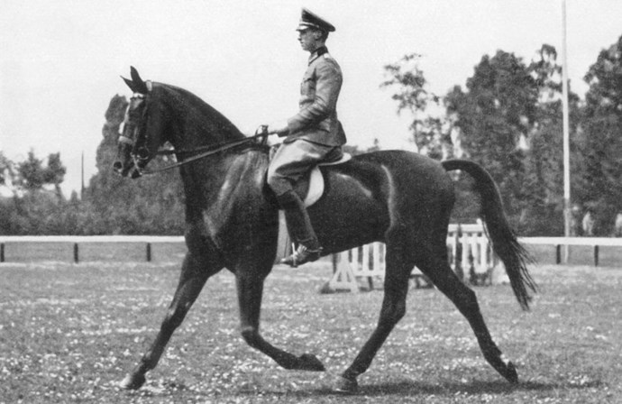<P> <strong>1932, LOS ANGELES: WHAT WAS THAT NOISE?</strong><p> <p> After winning the silver medal in dressage, Swedish athlete Bertil Sandström was moved to last place for allegedly using illegal methods of controlling his horse—making clicking noises, to be exact. Sandstrom insisted it was just the creaking of his saddle, so we'll never know for sure what that sound actually was.