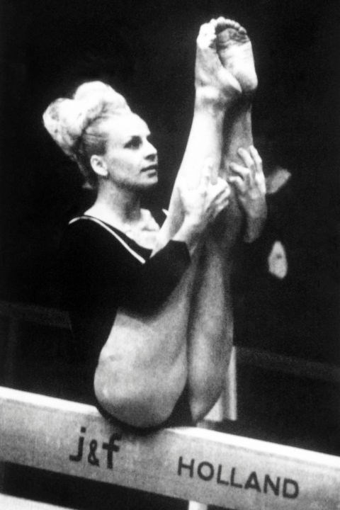 <P> <strong>1968, MEXICO CITY: BODY LANGUAGE</strong><p> <p> Gymnast Věra Čáslavská became a heroine of the Czech people when she spent the medal ceremonies for the balance beam and floor events with her head turned down and away from the Soviet flag, in protest of the Soviet-led invasion of her country.