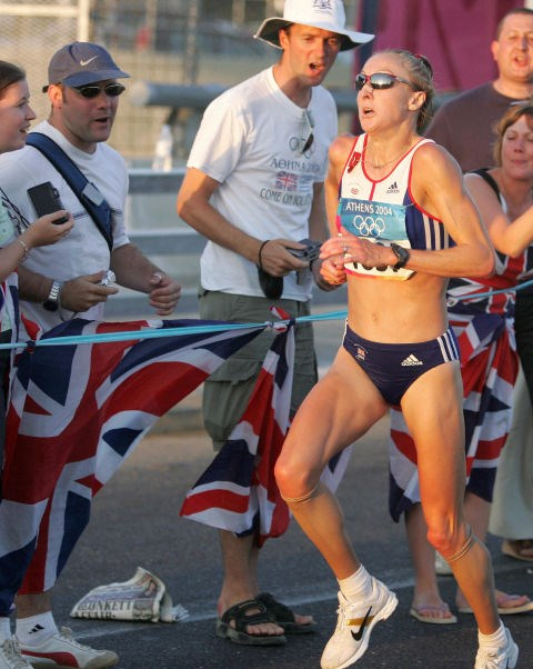 "<P> <strong>2004, ATHENS: RADCLIFFE FACES SCRUTINY</strong><p> <p> Twenty two miles into the marathon,  British athlete Paula Radcliffe collapsed and was unable to finish the race. She faced lots of scrutiny from the press that she should've just pressed on and at least try to walk it, and debate still continues as to whether she pulled out because she knew she would not catch Japanese winner Mizuki Noguchi, or because she actually physically could not go on. But even the fact that people questioned her ""intentions"" was a scandal, with many people saying the British press was being unfairly hard on Radcliffe because she was a woman."