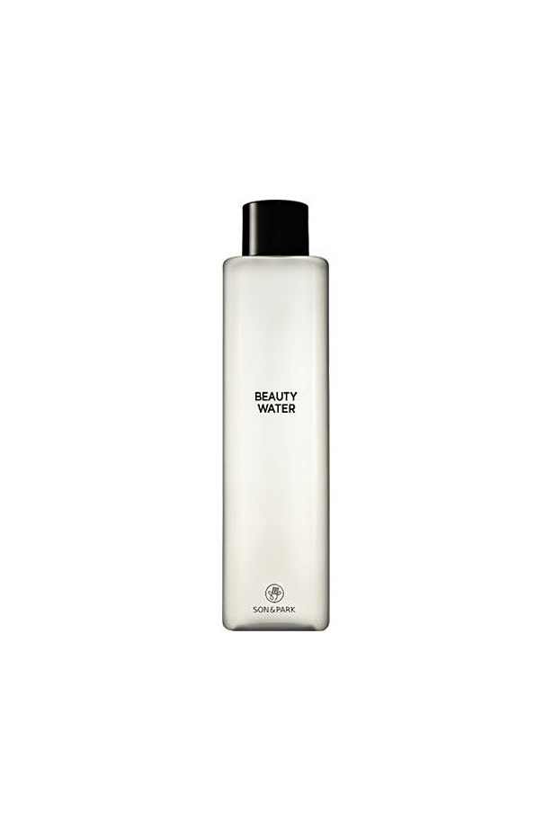 """</p><p><a href=""""https://sokoglam.com/products/son-park-beauty-water"""">Son & Park Beauty Water</a>, $40"""