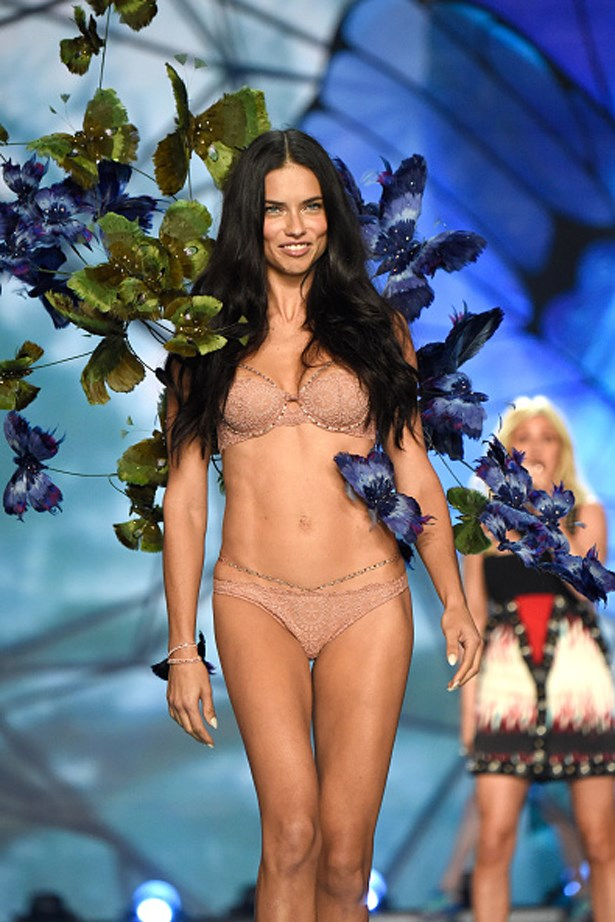 """<p><strong>Model:</strong> Adriana Lima</p> <p><strong>Workout of Choice:</strong> Boxing</p> <p>Victoria's Secret model Adriana Lima became a boxing devotee after hating most other exercises. """"It's very empowering because you learn how powerful and strong you can be,"""" she told <em>TIME</em>. """"It's the best exercise that exists because you can get really ripped, but not too big.""""<p>"""