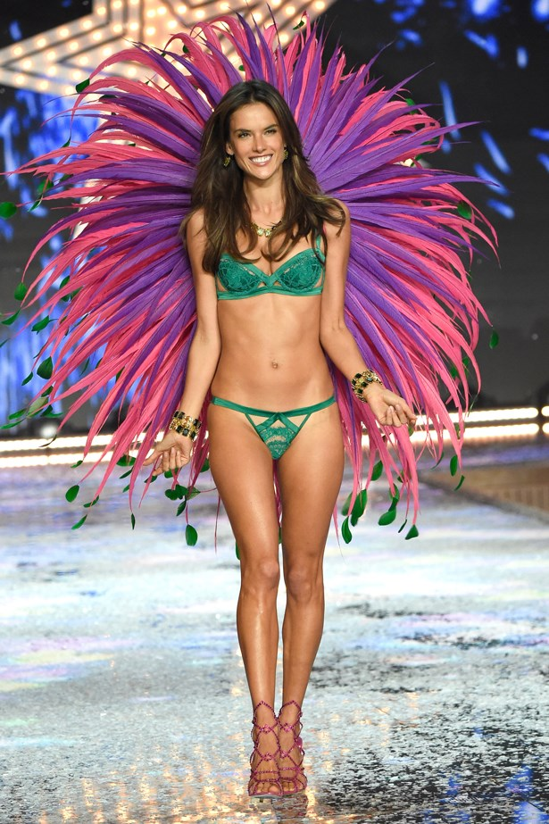 """<p><strong>Model:</strong> Alessandra Ambrosio</p> <p><strong>Workout of Choice:</strong> SoulCycle</p> <p>Victoria's Secret Angel Alessandra is regularly spotted at SoulCycle studios in LA. In a recent interview, Alessandra revealed she's a fan of the spin classes because of the killer workout playlist. """"I really like the music that they play there. It's an intense 45 minutes but you feel it. You get results.""""</p>"""