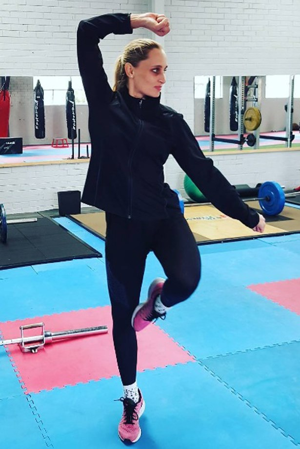 <p><strong>Carmen Marton - Taekwondo</strong></p> <p>@carmen_kickass</p> <p>Carmen is Australia's first-ever world Taekwondo champion and her Insta name is no exaggeration. Check out this Swisse Olympic Ambassador's feed for serious girl power inspiration, alongside cute couple shots with her partner, fellow Olympian Safwan Khalil.</p>
