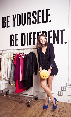 Olga Vidisheva, Shoptiques Founder and CEO