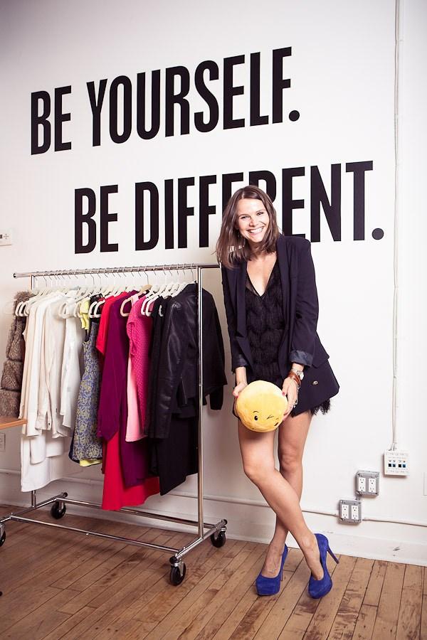Olga Vidisheva, Shoptiques Founder and CEO