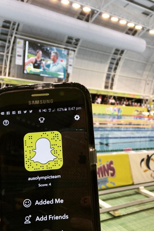 <p><strong>Australian Olympic Team </strong></p> <p>ausolympicteam</p> <p>A round-up of all the goings-on in our Aussie team, featuring everyone from boxers to swimmers.</p>