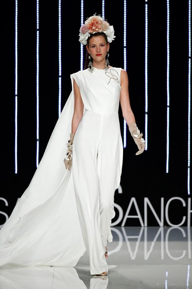 Isabel Sanchis Bridal 2016.