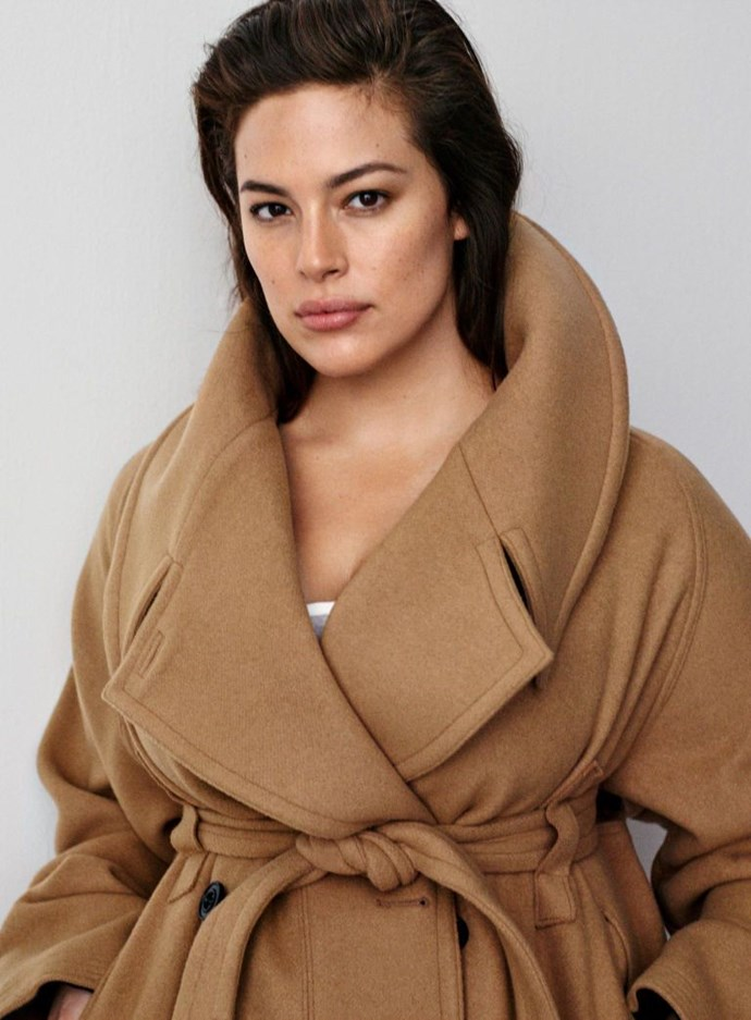 Ashley Graham H&M campaign.