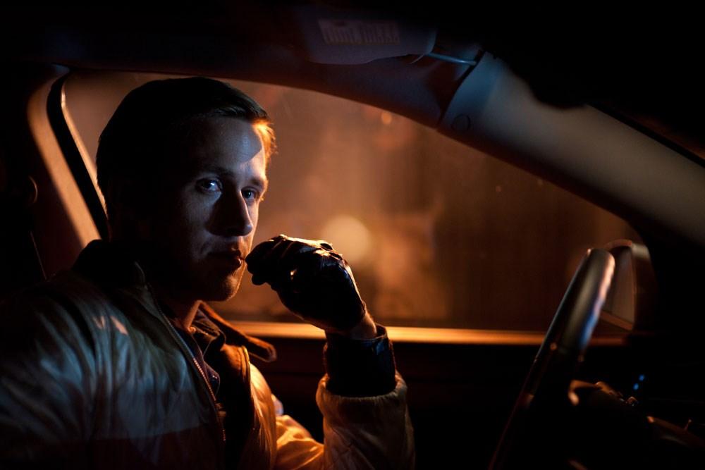 Ryan Gosling (and that silk bomber jacket) in <em>Drive </em>(2011).