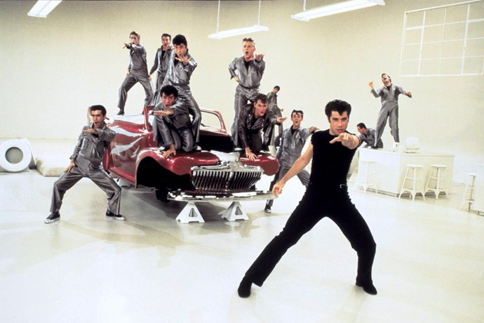 This list would not be complete without the slick production of <em>Grease </em>(1978).