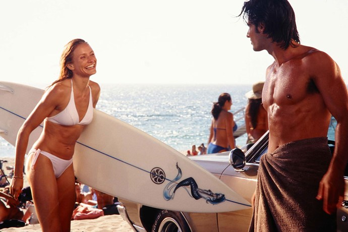 <em>Charlie's Angels: Full Throttle</em> (2003). because a body like Cameron Diaz's never goes out of style