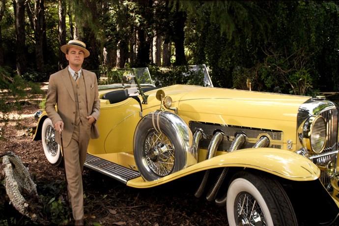 <em>The Great Gatsby</em> (2013).