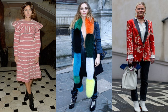 <strong>London</strong><br> Style icons: Alexa Chung, Pandora Sykes<br> MVP label: Gucci<br> Last thing you bought: A sewing machine, to embroider and add patches to anything and everything<br>