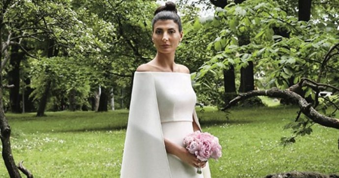 giovanna battaglia wedding dress