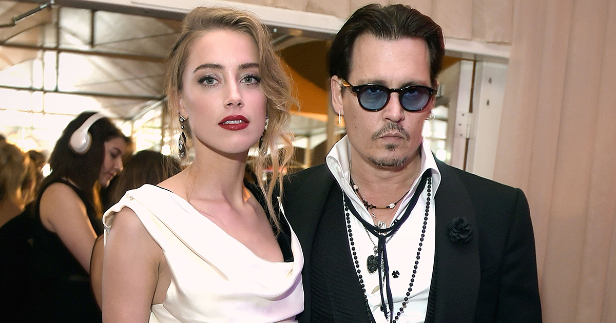 Leaked Video Reportedly Shows Johnny Depp In Violent Altercation With Amber Heard