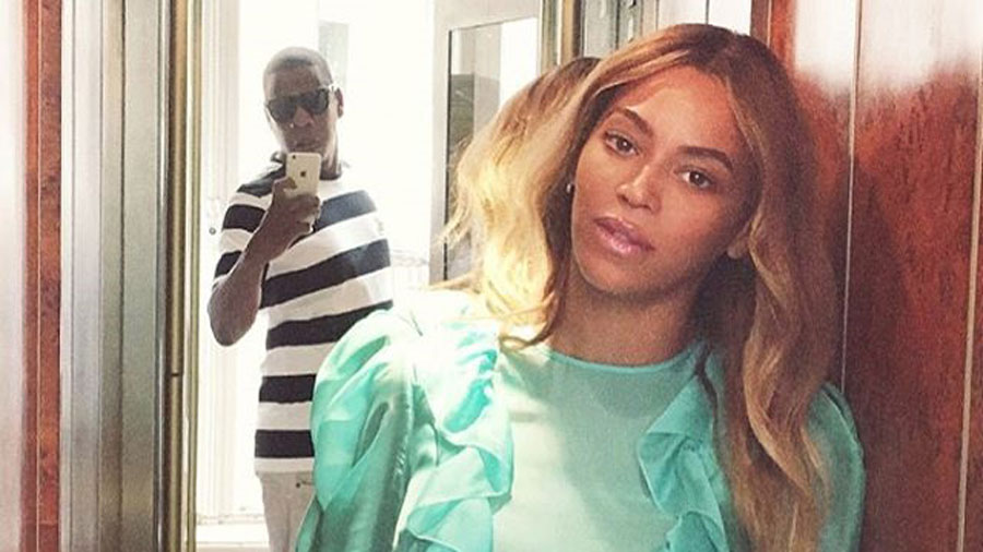 Beyoncé Might Have A Secret Snapchat Account She's Not Telling Us About
