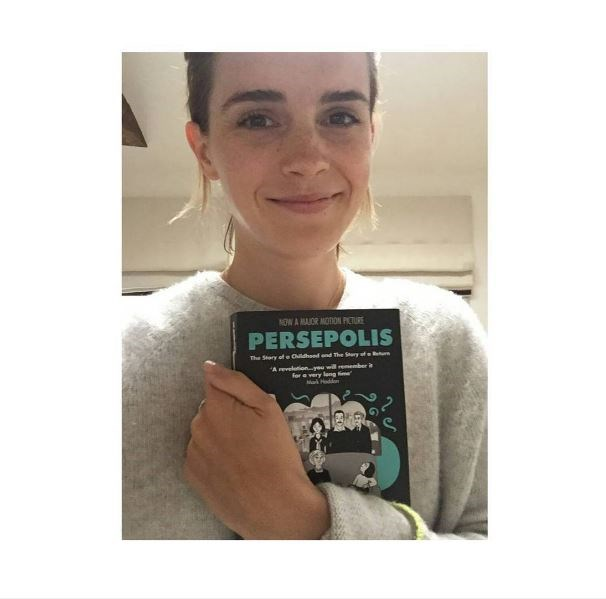 """<p><strong>Emma Watson</strong> <p>Emma's freckles are often highlighted when she does shoots. <p><a href=""""https://www.instagram.com/p/BGHxmSnk_YC/"""" target=""""_blank"""">Instagram.com/oursharedshelf</a>"""