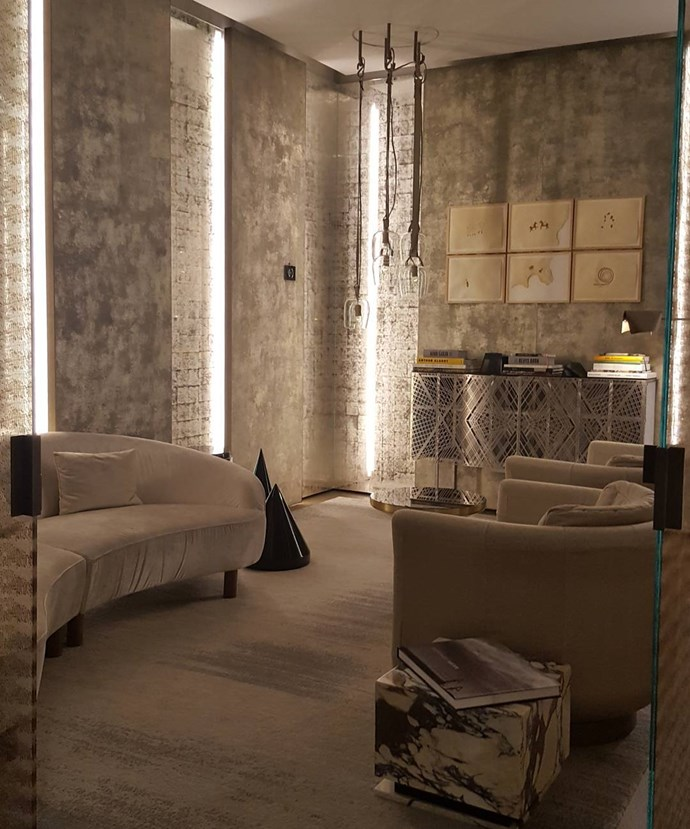 Fendi Private Suites<br> <em>Rome, Italy</em>