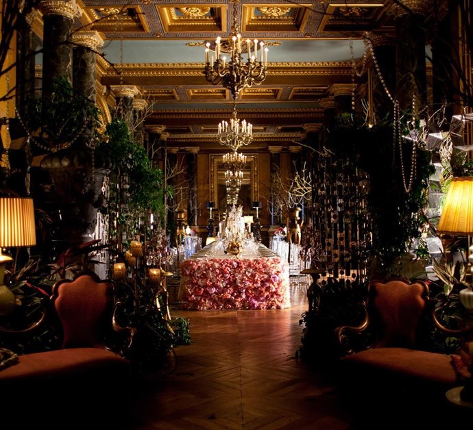 Hôtel Ritz Paris<br> <em>Paris France</em>