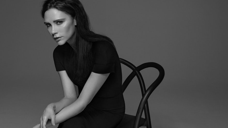Victoria Beckham launching limited edition makeup line