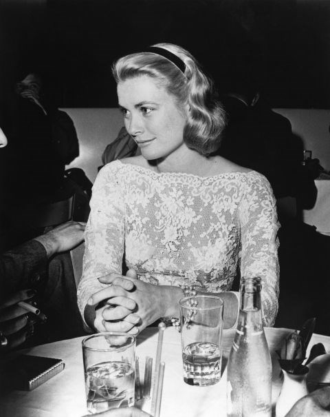 Grace Kelly's headband.