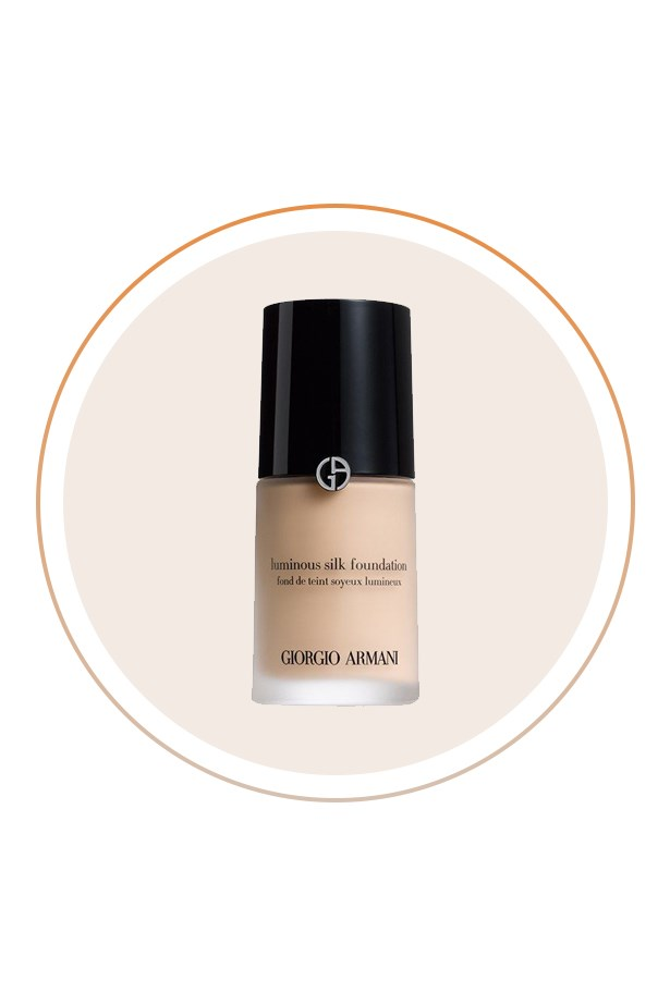 "<p> The Product: <a href=""http://shop.davidjones.com.au/djs/en/davidjones/luminous-silk-foundation"">Armani Luminous Silk Foundation</a>.<p> <p> The Hype: There's a reason half the ELLE Editors in the office swear by this one (and it's not its pretty packaging)."