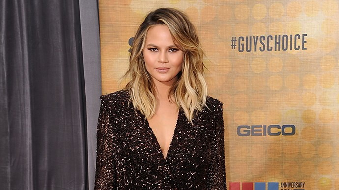 Chrissy Teigen Stretch Marks