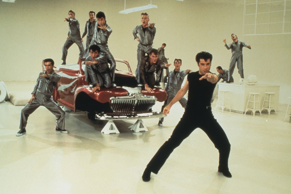 <strong>Danny Zuko, <em>Grease</em> (1978)</strong><BR> Oo fine. If we're going to talk about <em>Grease 2</em>, we have to mention teenage racer Danny Zuko (John Travolta), many a teenage girl's introduction to the classic hot head car obsessive. Thanks, Grease.