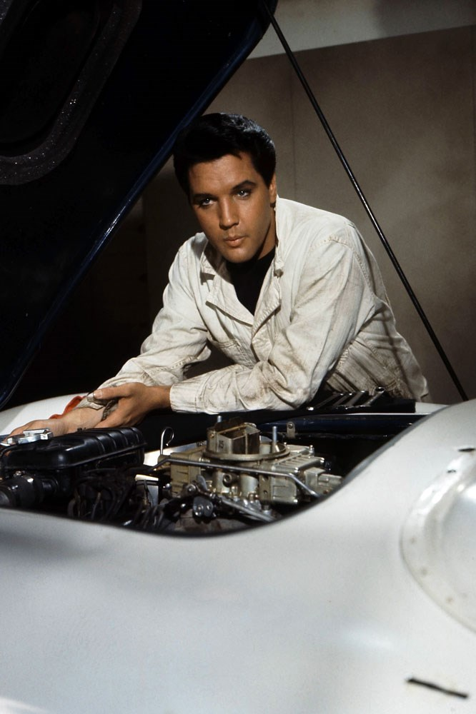 <strong>Elvis Presley</strong><br> Arguably the famous caddy in the world, Elvis' Pink Cadillac (which he eventually gave to his mother) put his car collection on the map, not to mention the speed films he starred in. But this wasn't his only pride and joy – Harleys, Mercedes-Benz 600s, Stutz Blackhawk (which he was the first person to ever own one), buggies, speedboats and more. The King liked to go fast.