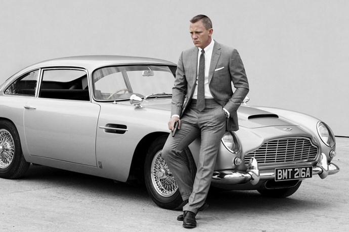 <strong>James Bond</strong><br> From Alfa Romeos to Aston Martin DB5s, Audio A5s and A6s, Bentleys, BMWs, Jaguars, Rolls Royces and beyond, there's arguably no other fictional character with as much of a love for fast machines as Bond, James Bond.