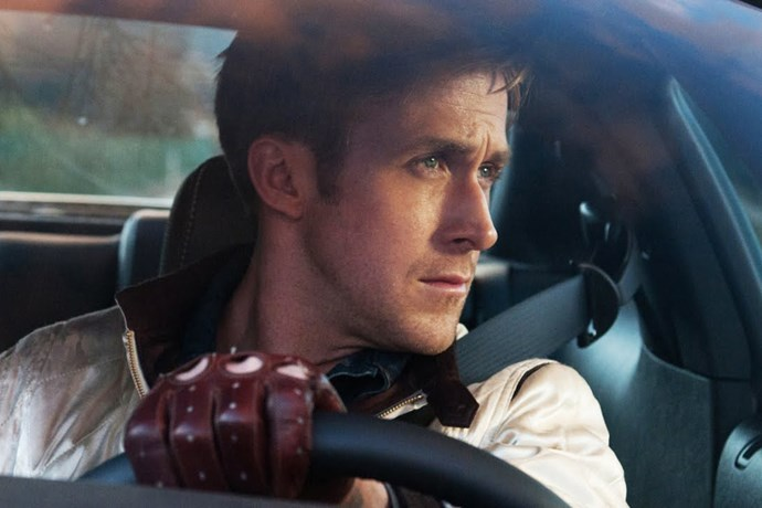 <strong>The Driver, <em>Drive</em> (2011)</strong><br> Played by Ryan Gosling, without a name and simply known as Driver, this man was cold as ice and cool AF. He was the antithesis to Gosling's <em>The Notebook</em> character, a bad boy hustler with mad skills. You didn't even need to watch him drive, to fall for him - his voice alone was enough.