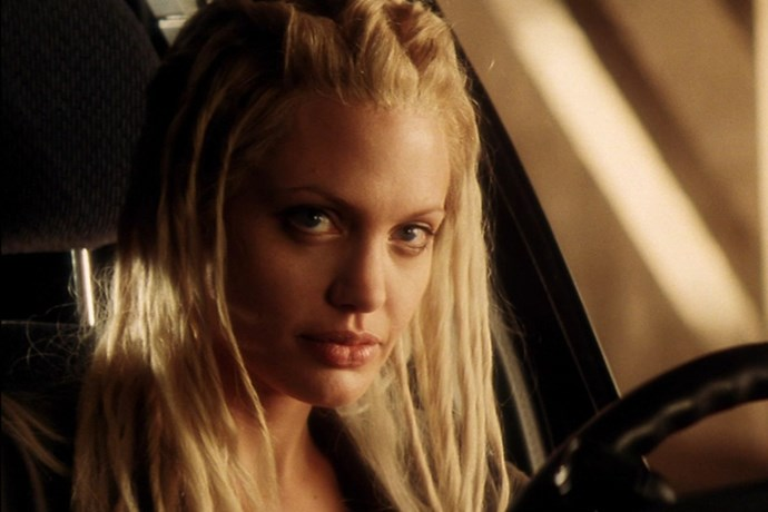 <strong>Sway, <em>Gone In 60 Seconds</em> (2000)</strong> Played by Angelina Jolie, Sway from <em>Gone In 60 Seconds</em> is one of the hottest drivers in cinematic iconography. A bad-ass car thief, Sway got off on the thrill of the chase, the drive, the speed, the strength of the machine. Adrenaline, stealing cars and driving fast was like sex to her. The ultimate car babe? You bet.