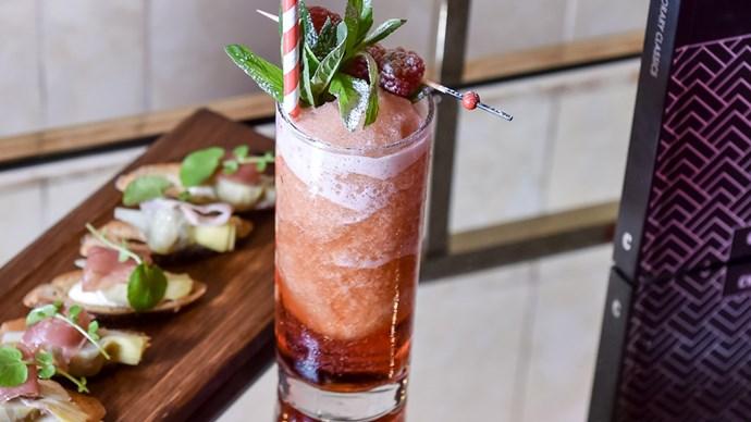 campari vermouth cocktail