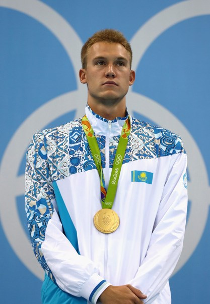 <p><strong>Kazakhstan:</strong> Approx. $300,000 AUD. <p>Pictured: Dmitriy Balandin after winning the men's 200m breaststroke final.