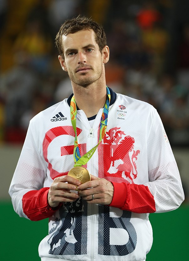 <p><strong>United Kingdom:</strong> Nothing! There is no cash prize awarded to British gold medalists. Other countries that don't offer bonuses include Norway and Sweden. <p>Pictured: Andy Murray after winning the men's singles tennis final.