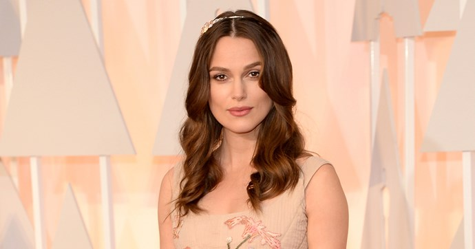 kiera knightley hair loss