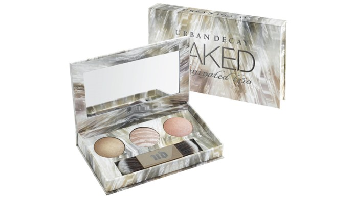 Urban Decay Naked Illuminated Palette.