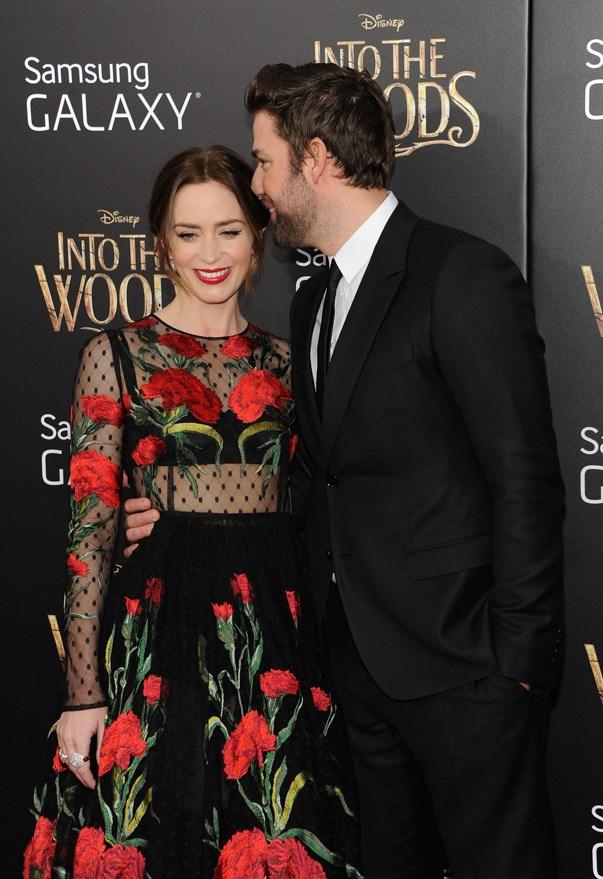 """<p>What's the secret to a <a href=""""http://www.people.com/article/john-krasinski-emily-blunt-marriage-parenthood"""">long-lasting relationship</a>? In the John and Emily love manual, it's this: """"It's really that we just got lucky. It's one of those things, I'm having more fun now than the day I met her, and it's pretty wild. I don't know the formula to it, but I think she's hilarious, extremely talented, and I'm definitely her number one fan.""""</p>"""