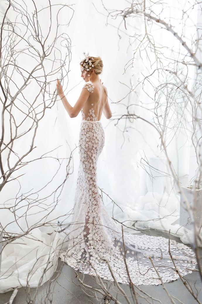 <p>VIRGO<p> <p> Your eye for detail won't be lost on your wedding dress. Nothing would make you swoon more than a gown with complicated embroidery or lacework. All the hard work it takes seamstresses to make these kinds of dresses happen — this type of dress is definitely after your heart.