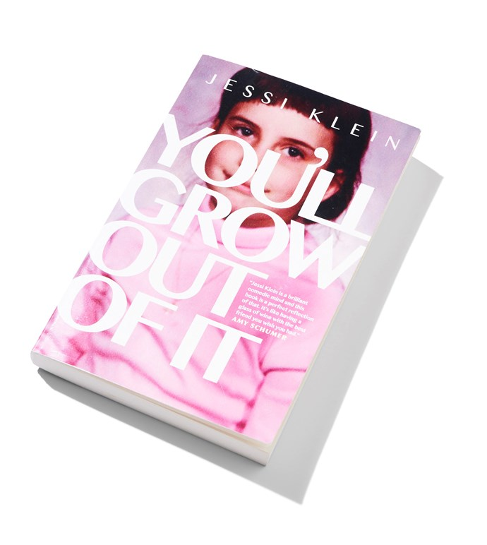 memoir you'll grow out of it by jessi klein elle book club
