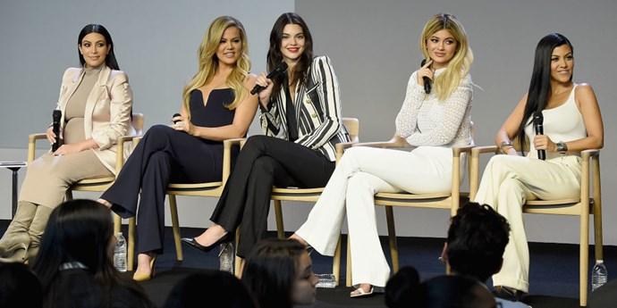 Kardashian family.