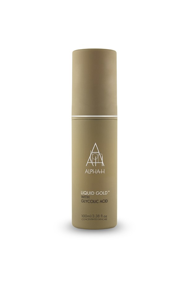 <strong>Liquid Gold </strong><br><br> Think of this as your lazy girl alternative to invasive procedures: with five per cent cosmetic grade glycolic acid, this treatment is easily applied and left overnight to target wrinkles, sun damage, acne scars and pigmentation for brighter skin by sunrise. <br><br> <strong>Liquid Gold, $59.95, Alpha H, alpha-h.com</strong>